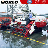 World Brand 88HP Paddy Bean Wheat Combine Harvester for Sale
