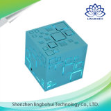 Cube Multimedia Bluetooth Speaker with Different Color