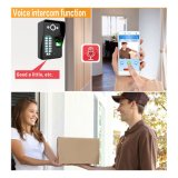 New Intelligent WiFi Video Door Bell Doorbell Door Phone Intercom System