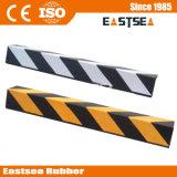 Black & Yellow Square Frame Rubber Corner Guard