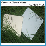 2-6mm Double Coated Aluminum Mirror, Silver Mirror, Glass Mirror