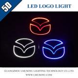 Car 5D LED Logo Badge Light for Mazda