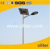 30W 40W 50W 60W High Power Outdoor IP65 LED Solar Street Light System