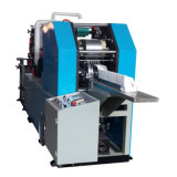 Automatic L Folding Printing Embossing Dispenser Napkin Making Machine