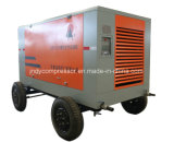 Air Cooled Movable Rotary Compressor