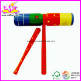 New Invention! Colorful Hot Selling Wooden Toy Flute, Music Instrument Toy Flute, New and Popular Kids Toy Flute Wj278422)