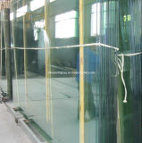 Flat Laminated Glass Panel for Facade