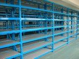 Medium Duty Warehouse Storage Panel Rack