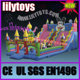 Inflatable Amusement Park, Inflatable Castle, Inflatable Fun City
