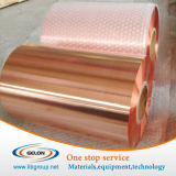 Copper Foil Cu Coil for Lithium Ion Battery Current Collector Materials (thickness 8-20um, Purity>=99.8%)