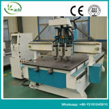 Three Process CNC Woodworking Machine