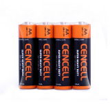 Super Power Zinc Carbon R6/AA Battery
