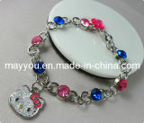 Fashion Jewelry-Hello Kitty Bracelet