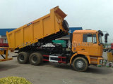 Shacman D′long 8x4 Cummins 385HP Dump Truck