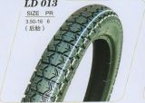 DOT Approved Brazil Market Motorcycle Tyres with Popular Pattern (3.50-16)