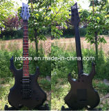 Matt Black Finish Quality Jwtone Electric Guitar