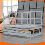 Hydraulic Freight Lift Russia Fermator