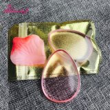 Hot Sell Soft Silicone Cosmetic Sponge Foundation Makeup Beauty Puff