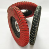 Curved Abrasive Flap Disc with German Zirconia