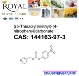 ((5-Thiazolyl)methyl) - (4-nitrophenyl) Carbonate CAS: 144163-97-3, Nct, 99.0% Min.