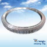 Heavy Machine Slewing Ring Swing Bearing with Preload with SGS