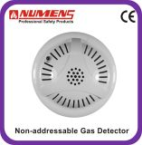 Low-Profile Intelligent 2-Wire, 12/24V, Non-Addressable Natural Gas Detector (402-003)