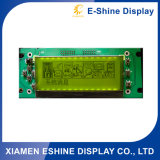 STN Graphic LCD Module Monitor Display with Yellow-Green Backlight