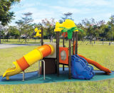 Kids Plastic Outdoor Playground (TY-04403)
