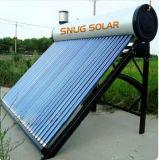 Colored Steel Unpressurized Solar Hot Water Heater