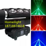 RGBW 4in1 LED Spider Beam Light LED Bar Beam Moving Head Beam LED Spider Light RGBW