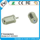 Coaxial Connector Kd5801 F Connectors for RF Connectors