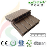 CE Approved Outdoor Composite WPC Decking Timber Flooring