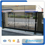 Canton Fair Wrought Iron Gate/Sliding Iron Gate for Factory, Workshop