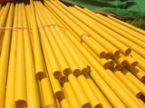 FRP/GRP Round Tube/ Fiberglass Pultruded Round Tube/Pultrusion Tube