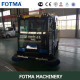 Lithium Battery Cabin Road Sweeper