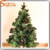 PVC Decorative Artificial Mini Christmas Plant Tree