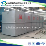100tons/Day Residential Sewage Water Treatment Plant, Undergound Type