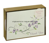 Professional Eco Friendly Handmade Thank You Greeting Cards Design