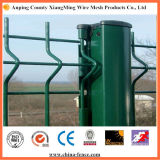 PVC Spraying Welded Security Wire Mesh Fence