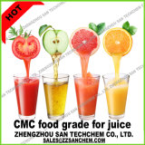 Sodium CMC Food Grade for Juice Drink Fh3000 Fh6000 with High Viscosity