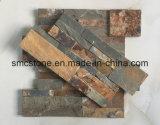 18*35cm Hot Sale China Natural Rusty Slate Stone Wall Cladding