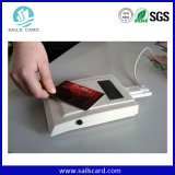 Hotel Room Elevator Dual Frequency RFID Access Control Key Card