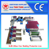 Microfiber Without Glue Wadding Production Line
