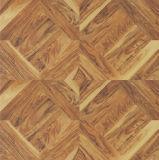 12.3mm HDF E1 Wood Composite Art Parquet Laminate Floor
