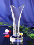 Wholesale Noble Trophies K9 Crystal Glass Awards Trophies (KS04053)