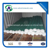50mm*50mm 6ft*18m Galvanized/PVC Chain Link Fence