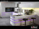 2014 White Lacquer Kitchen Furniture