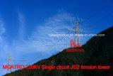 Mgatro 220kv Single Circuit Jg2 Tension Tower