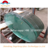 8mm/10mm/12mm Clear Tempered Tabletop Glass