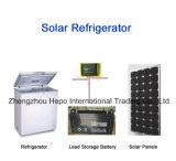 China 120L Capacity Vaccine Solar Refrigerator (DC/AC)